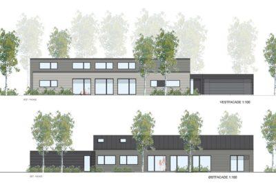 Villa arkitekthjælp Hinnerup Favrskov