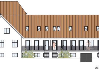 Ombygning fra erhverv til bolig