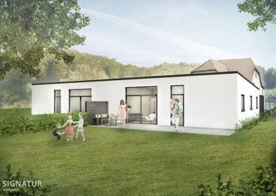 Nybygning - dobbelthus